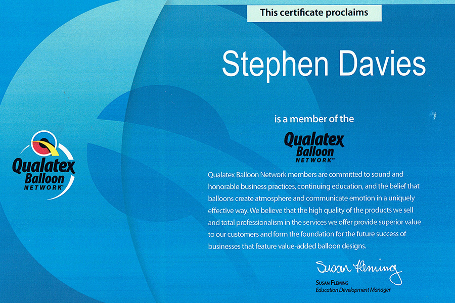Qualatex member