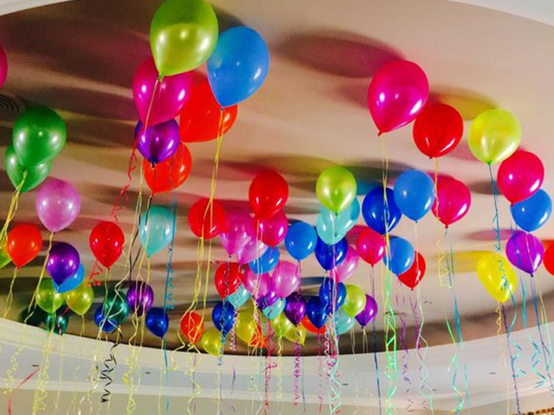 Balloons for corporate events